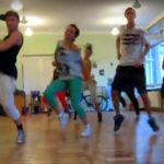 Танцевальная летопись ТЦ «Альянс» #3 — танц связка по хаусу