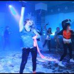 Танцевальная летопись ТЦ Альянс #4 — съёмка клипа Юлии Войс